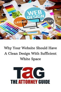 Your Website Should Have a Clean Design with Sufficient White Space. White Space, Clean Design, Website, Web Design, Layout, Cleaning, Ideas, Design Web, Page Layout