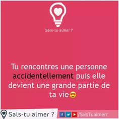 Rencontre accidentelle