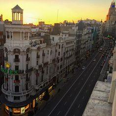 Todos los ángulos le favorecen (y te enamoran), así es Madrid