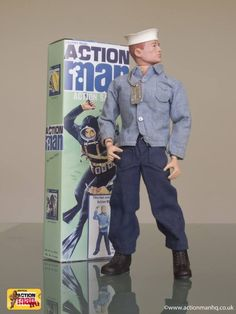"Vintage Palitoy 'Action Man' action-figure doll 1/6-scale 12"" #toy #nostalgia"