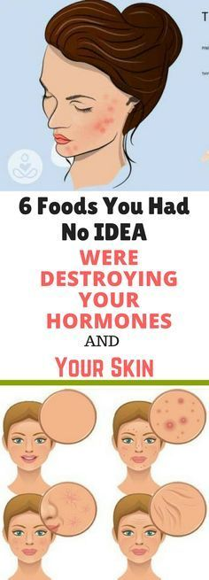 6 Foods You Had No IDEA Were Destroying Your Hormones and Your Skin|!|