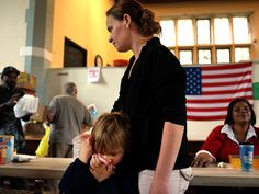 American dream? 80% will experience some economic hardship. (Photo by Spencer Platt/Getty Images)