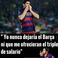 Grande Suarez  #fcb #ronaldinho #busquets #semedo #piqué #bartomeu #verratti #italia #psg #guardiola #barcelona #d10s #messi #barca #barça #barsa #argentina #fcbarcelona #barcelonafc #campnou #catalunya #mesqueunclub #neymar #iniesta #suarez #msn #fifa #soccer #futbol