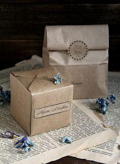 Set of soy candle and soap Provence Wonderful JenAnt