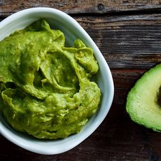 Try this A Classic Guacamole recipe by Chef Adriano Zumbo.