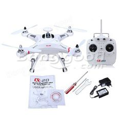 Cheerson CX-20 Open-source Flight Controller Auto-Pathfinder RC Quadcopter With - US$207.38