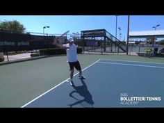▶ (7 of 9) Elevated Split - High Performance Teaching Series by IMG Academy Bollettieri tennis program - YouTube