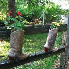 #upcycle #cowboy #boots #diy