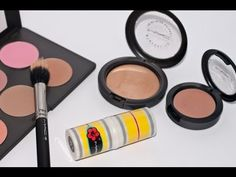 Make-Up Basics: Contouring & Bronzer