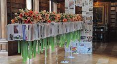 Amylissen op rij in kranten