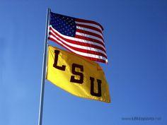 USA & LSU