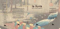 La lluvia  Presentación de mi nuevo libro de cuentos 28 de julio de 2018 en Santiago de Chile