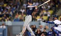 Wil Myers hits for second cycle in Padres history = San Diego Padres first baseman Wil Myers hit for the second cycle in franchise history on Monday night against the Colorado Rockies. Myers began his night with a first-inning single off Rockies right-hander Tyler Chatwood, getting the easy part out of the way. His next time up saw him…..