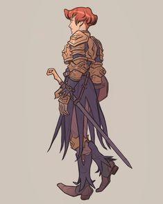Knight Girl by JMichek on DeviantArt