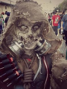 Scarecrow (Arkham Knight)