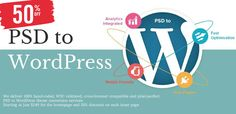 Markupcloud offers you 50% discount on all inner pages and more for psd to wordpress conversion services. We have experienced and talented developers that guide you. call us anytime on +1.585.416.0088 number or visit at http://www.markupcloud.com/services/psd-to-wordpress