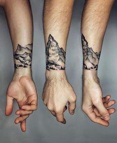 tatuajes joven montanas