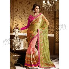 Indulge In Endless Shopping Of Designer Saress This Eid With Rs.750 OFF