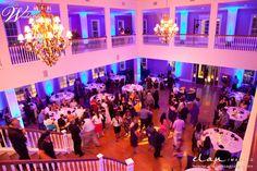 #Lighting by Illuminating Celebrations at Kendall Plantation : Wedding planner ~ Haute Weddings : Photography by Élan Imaging #kendallplanation