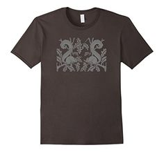 Vintage Red Squirrel Woodcut Print T-Shirt Urchin Wear: Vintage Red Squirrel Woodcut Print T-Shirt. Based on a vintage book illustration. Men's, Boy's, Women's, Girl's, Adult, Youth sizes.   https://www.amazon.com/dp/B01M006M9B/ref=cm_sw_r_pi_dp_x_Drh8xb0PA3SQJ