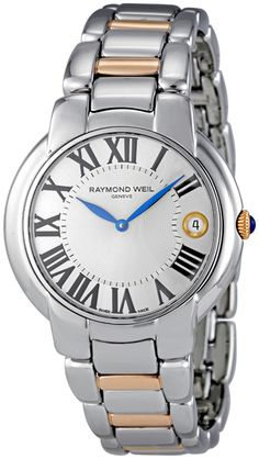 5235-S5-00659  NEW RAYMOND WEIL JASMINE LADIES WATCH  IN STOCK   - FREE Overnight Shipping | Lowest Price Guaranteed    - NO SALES TAX (Outside California)- WITH MANUFACTURER SERIAL NUMBERS - Silver Dial  - Battery Operated Quartz Movement- 3 Year Warranty  - Guaranteed Authentic  - Certificate of Authenticity - Manufacturer Box