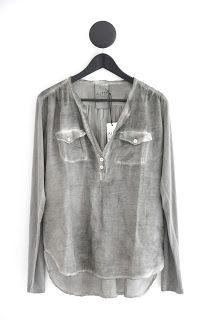 Shirt / blouse top | H E L E N A - S K A R P
