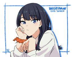 World of Our Fantasy Anime Cupples, Anime Girl Neko, Anime Art Girl, Haikyuu Characters, Anime Characters, Mashiro Shiina, Episode Interactive Backgrounds, Animation Storyboard, Cute Anime Character