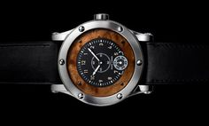 Ralph Lauren watch in Bugatti style. Yes, please.
