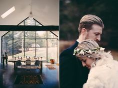 Aztec Winter Wedding Inspiration