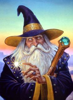 Fantasy Wizards | Gallery of fantasy pictures