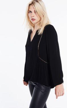 TOP MASON Collection, Long Sleeve, Sleeves, Women, Fashion, Clothing, Fall Winter, Top, Fashion Ideas