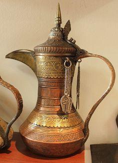 300 Years old Omani coffee pot