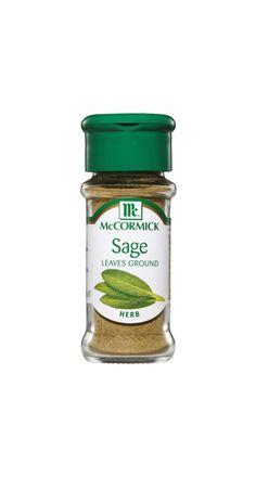 Sage leaves ground Sage, Coconut Oil, Spices, Herbs, Leaves, Food, Spice, Salvia, Hoods