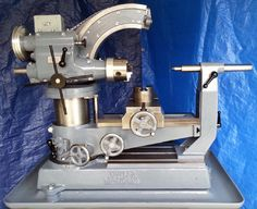 Ames Triplex Page 2 Milling Machine, Machine Tools, Woodworking Machinery, Woodworking Tips, Engineering Tools, Precision Tools, Wood Turning Lathe, Industrial Machine, Maker Shop