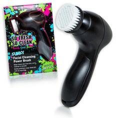 facial cleansing power brush - style | Five Below       Is this a good product? I need to know!