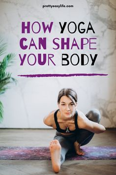 Using your own weight Yoga promotes a full body work at every practice, you don't need anything else to get in shape physically and mentally. Instagram Inspiration, Yoga Inspiration, Beginner Yoga, Yoga For Beginners, Weight Lifting, Weight Loss, Body Weight, Yoga Fitness, Workout Videos