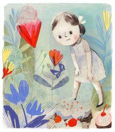 Catbird » Isabelle Arsenault