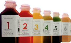 Hohm Juice Cleanse