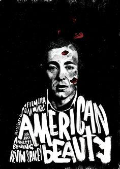 American Beauty - Peter Strain Illustration