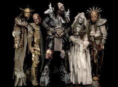 See Lordi pictures, photo shoots, and listen online to the latest music. Hollywood Costume, Music Clips, Heavy Metal Bands, Alternative Music, Cool Costumes, Amazing Costumes, Post Apocalyptic, Hard Rock, Cool Bands