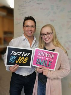 Congratulations Taryn on getting your braces off!! Your new smile is ABSOLUTELY GORGEOUS!! We've loved having you as our patient! #smile #confidence #goyou