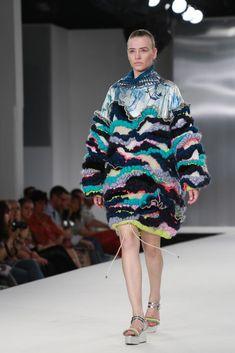 COLLECTION: De Montfort University » Graduate Fashion Week -  Imogen Abbot