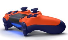 Sunset Orange DUALSHOCK®4 para PS4 y PS4 Pro
