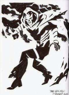 El Diablo by Chris Samnee Comic Art