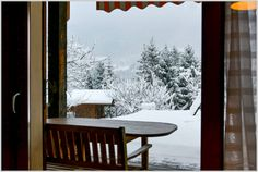 Fenêtre hivernale - Winter Windows -  Photo : Thierry LTH - Vercors - France -