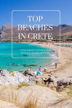 Top beaches in Crete Beach Photography Friends, Beach Photography Poses, Travel Photography, Fiji Travel, Hawaii Travel, Greece Travel, Lanai Island, Island Beach, Tahiti Islands