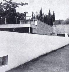 A&EB 05. Le Corbusier > Villa le lac, Corseaux | HIC Arquitectura