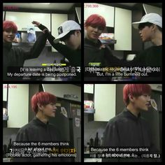 #BTS #방탄소년단 Bon Voyage episode 1 live commentary ❤ Everyone was rushing to pack and Tae was just having a lil moment on his own about not being able to join them on the trip til later lol.