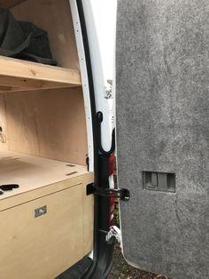 wohnmobil kastenwagen in wohnmobil umbau selbstgemachter camper sprinter van beast camper mbel autos automobil - Wohnmobil Dusche Ausbauen