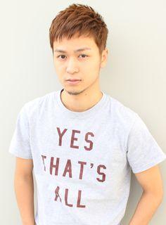 【メンズ】【メンズ2ブロック】ベリーショート!/jiji by WORTH WHILEの髪型・ヘアスタイル・ヘアカタログ|2016春夏